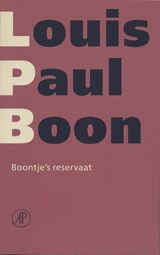 Boontje's reservaat | Louis Paul Boon |