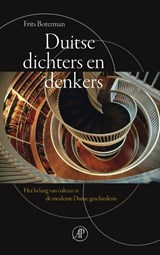 Duitse dichters en denkers | Frits Boterman |