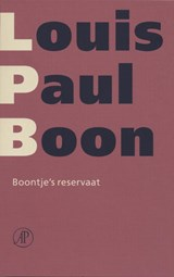 Boontjes reservaat 3 | Louis Paul Boon |