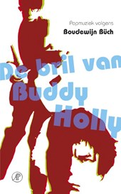 De bril van Buddy Holly