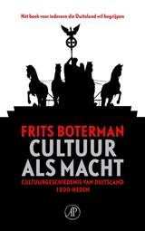 Cultuur als macht | Frits Boterman |