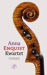 Kwartet   Anna Enquist  