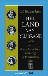 Het land van van Rembrand II | Cd. Busken Huet |