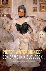 Een dame in Kislovodsk | Pieter Waterdrinker |