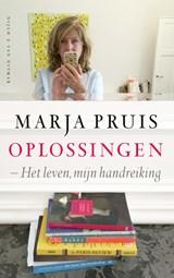 Oplossingen | Marja Pruis |