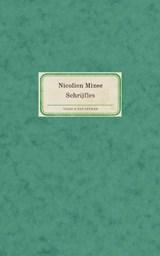Schrijfles | N. Mizee |