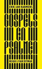 Gospels en psalmen | Erik Jan Harmens |