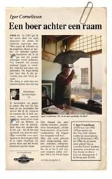 Een boer achter een raam | Igor Cornelissen |