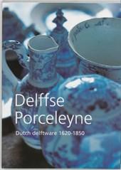 Delffse Porceleyne / Engelse editie