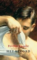 Het record   Per Olov Enquist  