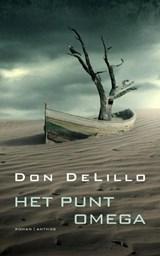 Het punt Omega | Don DeLillo |