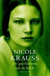 Geschiedenis van de liefde | Nicole Krauss |