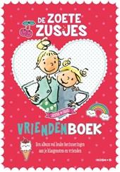 De Zoete Zusjes vriendenboek