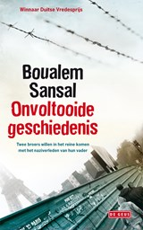Onvoltooide geschiedenis   Boualem Sansal  