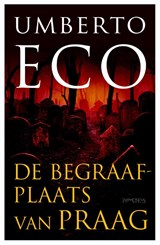 De begraafplaats van Praag | Umberto Eco |