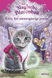 Kitty, het nieuwsgierige poesje