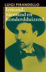 Iemand, niemand, honderdduizend | Luigi Pirandello |