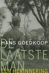 De laatste man | Goedkoop, Hans |