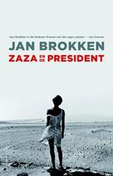 Zaza en de president | Jan Brokken |