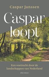 Caspar loopt