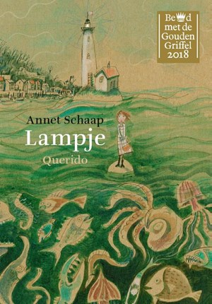 Annet Schaap wint de Gouden Griffel 2018 met Lampje