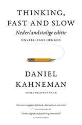 Thinking, fast and slow | Daniel Kahneman |