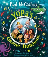 Yopa's groene duikboot