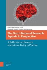 The Dutch National Research agenda in perspective | Beatrice de Graaf ; Alexander Rinnooy Kan ; Henk Molenaar |
