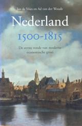 Nederland 1500-1815 | Jonas de Vries ; Adam van der Woude |