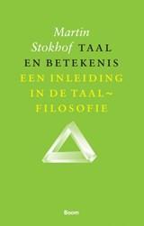Taal en betekenis   M. Stokhof  