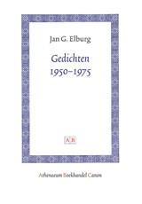 Gedichten 1950-1975 | Jan G. Elburg |