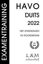 Examentraining Havo Duits 2022