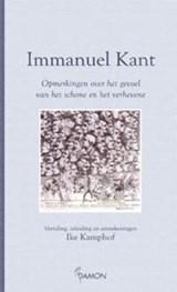 Opmerkingen over het gevoel van het schone en het verhevene | Immanuel Kant |