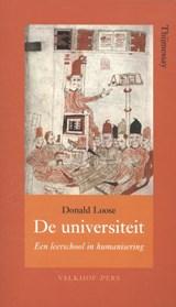 De universiteit | Donald Loose |