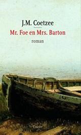 Mr. Foe en Mrs. Barton | J.M. Coetzee |