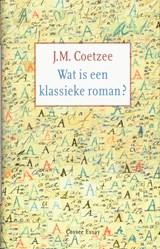 Wat is een klassieke roman? | J.M. Coetzee |