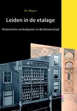 Leiden in de etalage | P. Meijers |