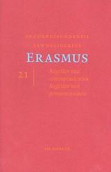 De correspondentie van Desiderius Erasmus 21   Desiderius Erasmus  