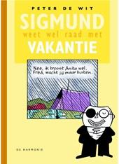 Sigmund weet wel raad met vakantie