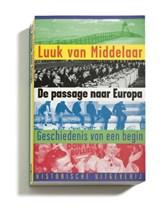 De passage naar Europa | Luuk van Middelaar |