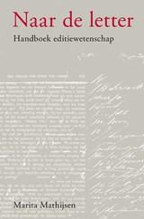 Naar de letter | M. Mathijsen |