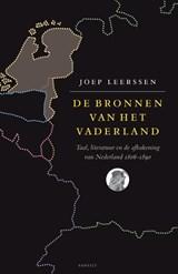 De bronnen van het vaderland | J. Leerssen |