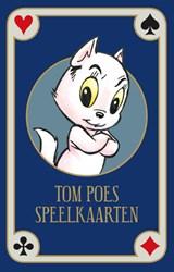 Tom Poes speelkaarten   Marten Toonder  