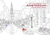 Kleurboek van Amsterdam colouring book