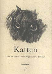 Katten. Schetsen en foto's van George Hendrik Breitner