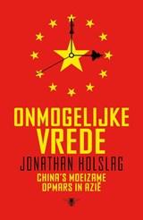Onmogelijke vrede | Jonathan Holslag |