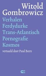 Verhalen Ferdydurke Trans-Atlantisch Pornografie Kosmos | Witold Gombrowicz |