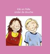 Kiki en Pelle onder de douche