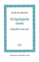 De logologische ruimte   Rudy Kousbroek  
