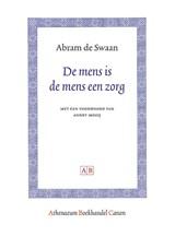 De mens is de mens een zorg | Abram de Swaan |